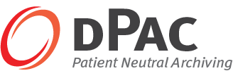 PACS with Patient de-identification